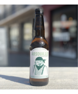 Bière blonde Arsouille