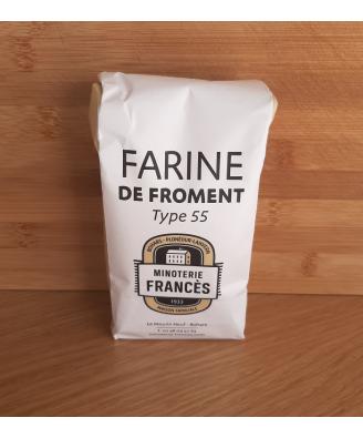 Farine de froment, 500gr