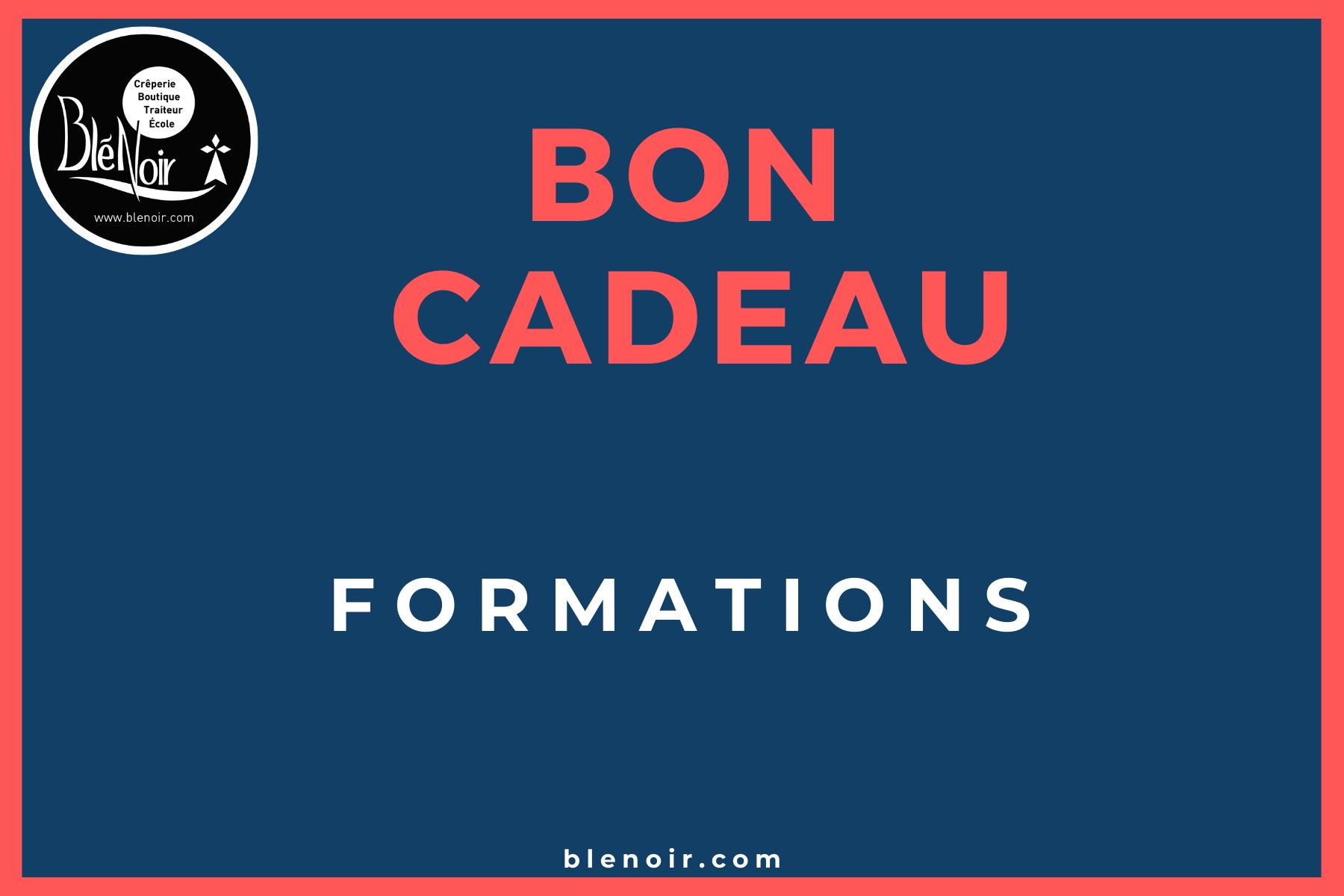 Formations Bon Cadeau